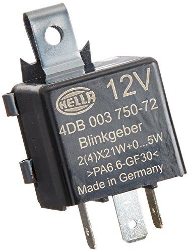 HELLA 003750721 21W+5W Flasher Unit
