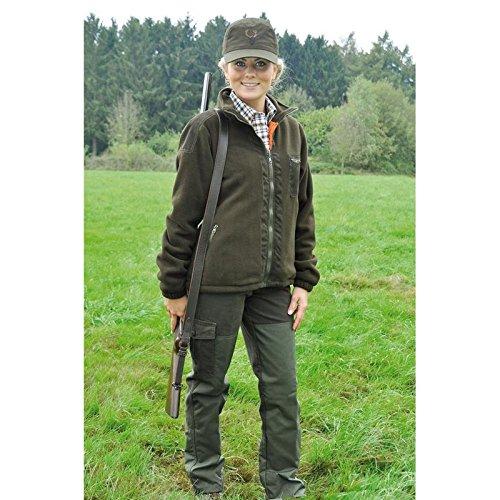 Hubertus Damen Hundeführerhose mit verstärkten Besätzen (42)