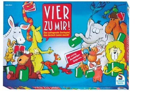 Schmidt Spiele - Vier zu Mir!