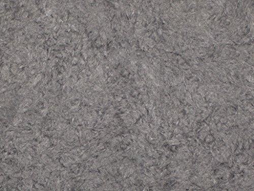 Dekorputz Flüssigtapete Rauhfaser-Alternative Tapete grau Art 235 Baumwollputz