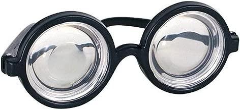 coke bottle eye glasses