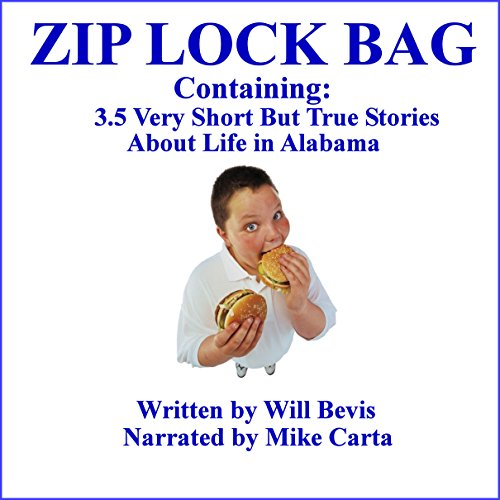 Zip Lock Bag audiobook cover art