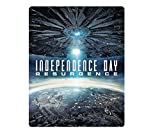 Independence Day: Resurgence [steelbook] [only @ Best Buy] [blu-ray] [DVD] [digital Hd]