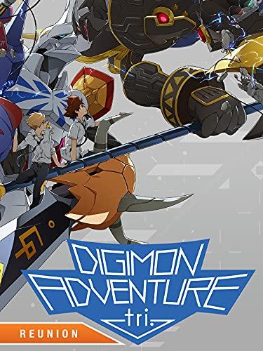 Digimon Adventure tri.: Reunion