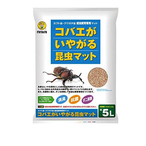 ミタニ『コバエがいやがる昆虫マット(VK-31)』