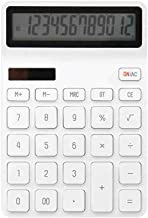 $115 » ZH1 Dual-Drive Portable Multifunction Calculator, Standard Function Electronic Desktop Calculator, 12-Digit LCD Display, Suitable for Daily Office and Student USE.