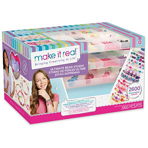Make It Real - Ultimate Bead Studio. DIY Tween Girls Beaded...