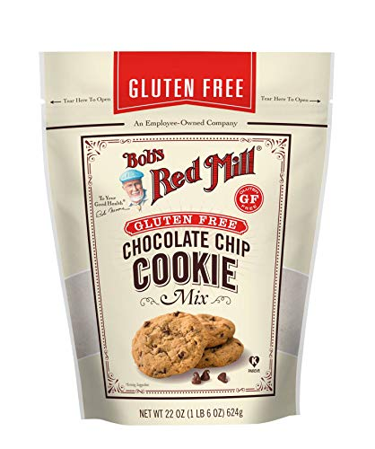 Bob's Red Mill Cookie Mix, Gluten Free Chocolate Chip, 22 oz