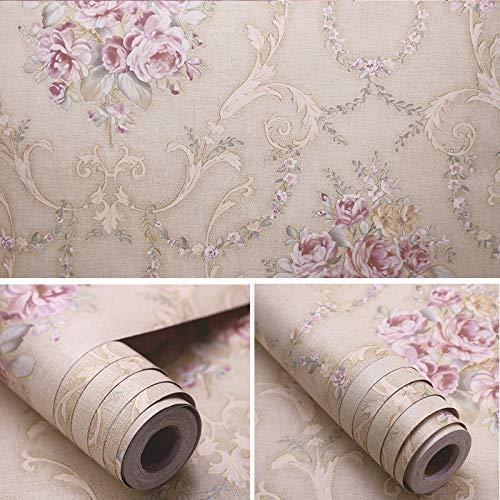 LZYMLG muebles antiguos gabinete de película decorativa spally pegatina PVC autoadhesivo papel pintado impermeable casa pegatinas de pared decorativas T 45cm, 10m