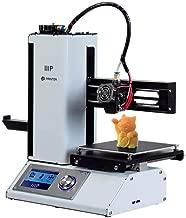(Open Box) Monoprice MP Select Mini 3D Printer V2 White