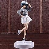 LJXGZY Love Live Sunshine School Idol Project Yoshiko Tsushima Yohane Angel EXQ Figure PVC Love Live Collection Decorazione Modello Regalo di Compleanno Statua