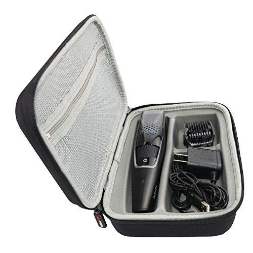 Per Philips BT7201/16 Series 7000 Regolabarba Aspirante EVA Borsa da viaggio Custodia caso scatola di SANVSEN