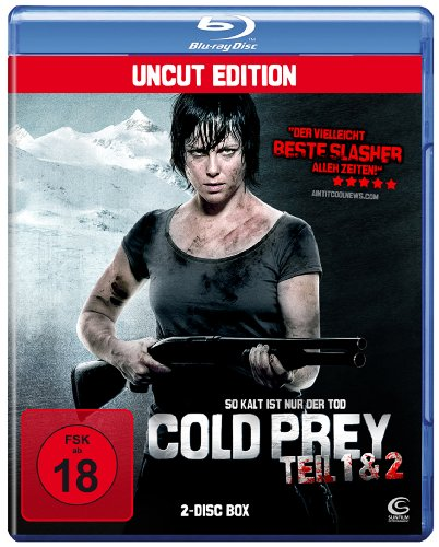 Cold Prey 1&2 [2 Blu-rays]