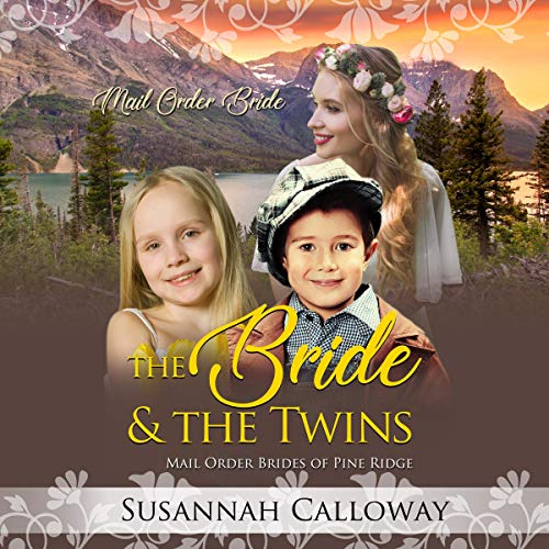 The Bride & the Twins audiobook cover art