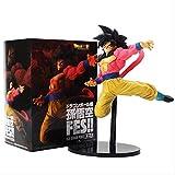 Anime Original Dragon Ball Z Son Goku FES Special Ver.Figura De Acción De Goku De 16 Cm, Modelo De PVC, Juguetes De Muñecas Dragonball
