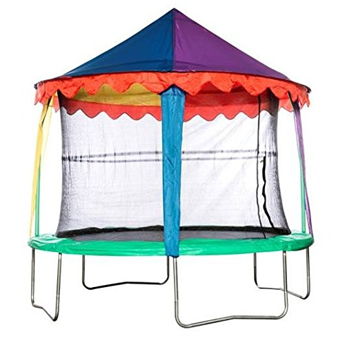 Air Bounder 14ft Trampoline Circus Tent Canopy