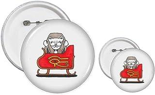 Bastet Egypt Mass Traîneau Kit de création de badges et boutons