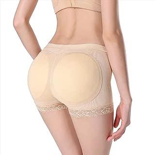 Buttocks Shaper, Buttock Pad Boyshorts Butt Lifter Enhancer Women's Panties Seamless Ass Hip Raise Shaping Pants