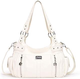 KL928 Tasche Damen Handtasche Umhängetasche shopper damen Henkeltaschen Damenhandtasche damentasche Lederhandtasche Hand T...