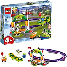 LEGO | Disney Pixar's Toy Story 4 Carnival Thrill Coaster 10771 Building Kit (98 Pieces)