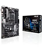 ASUS PRIME B450-PLUS AMD AM4 (3rd/2nd/1st Gen Ryzen ATX motherboard (1Gb LAN,HDMI 2.0b, DVI, front USB 3.2 Gen 1, USB 3.1 Gen 2 and AURA Sync RGB Lighting)