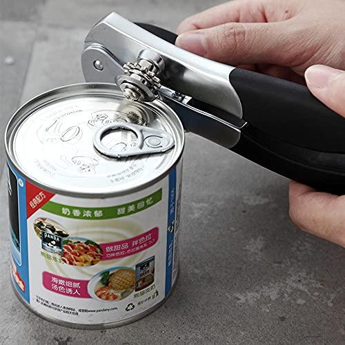 Conservas de pescado puede abrebotellas abierto conservado cuchillo latas de leche frutas lata head17.5*5cm