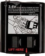 Motorola PMNN4477AR 800mAh 3X2AA NIMH Rechargeable Battery Pack