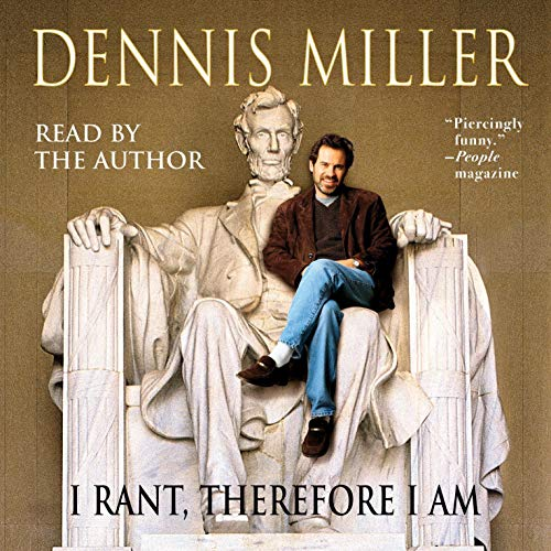 I Rant, Therefore I Am audiobook cover art
