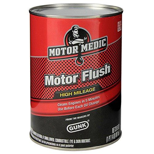 Niteo Motor Medic MF2 High Mileage 5-Minute Motor Flush