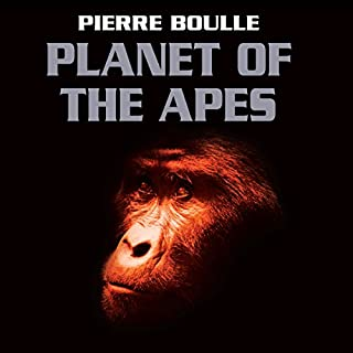 Planet of the Apes cover art