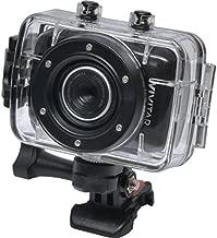 Vivitar DVR 783HD 5.1MP Action Camera, 720p Video at 30fps, 1.8