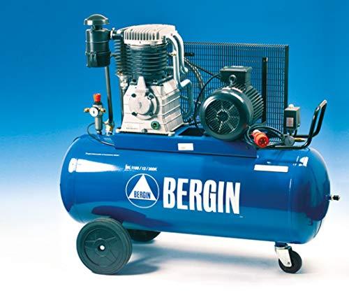 Bergin Kompressor BK1100/12/300K, 270 Liter Kessel, 5,5 kW