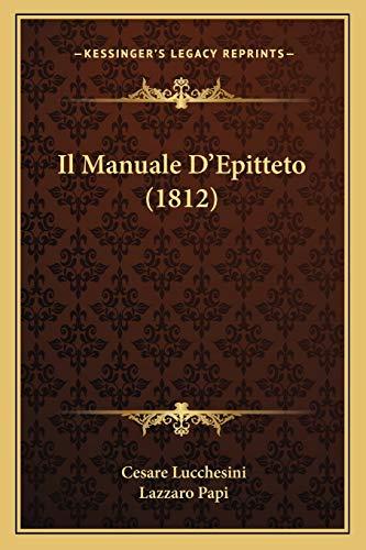 Manuale D'Epitteto (1812)