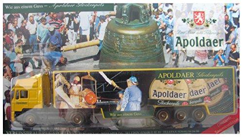 Apoldaer Nr.08 Glockenpils - MAN F2000 - Sattelzug