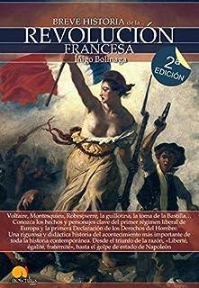 Breve historia de la Revolución francesa (Narración en Castellano) [Brief History of the French Revolution (Castilian Narration)] audiobook cover art