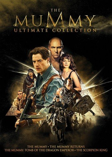 The Mummy Ultimate Collection