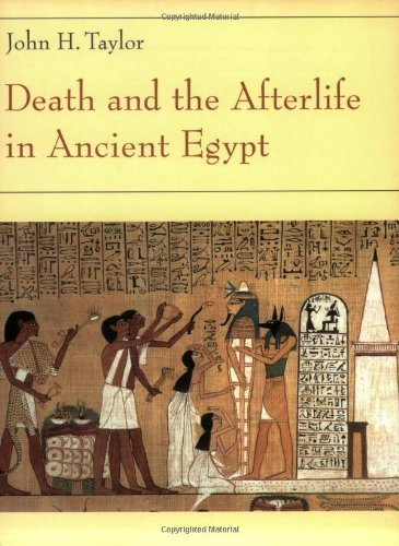 Death and the Afterlife in Ancient Egypt