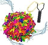 TK Gruppe Timo Klingler Wasserbomben Set mit 1000x Wasser Ballons & 1x Schleuder für Kinder &...