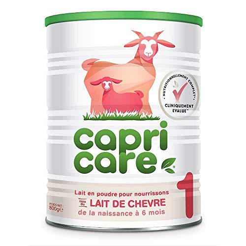 Capricare Lait pour Nourrissons 1 de 0 à 6 Mois 800 g