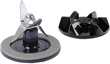 Spb-456-2B Blender Blade Black Include Gasket with Spb7-20Txn Blender Blade Driver Clutch for Cuisinart Powerblend Duet Parts Replace Bfp-703 Fpb-5Pc Spb-3 Spb-7