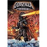 Godzilla 2000【DVD】 [並行輸入品]
