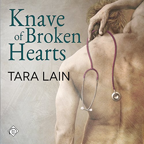 Knave of Broken Hearts audiobook cover art