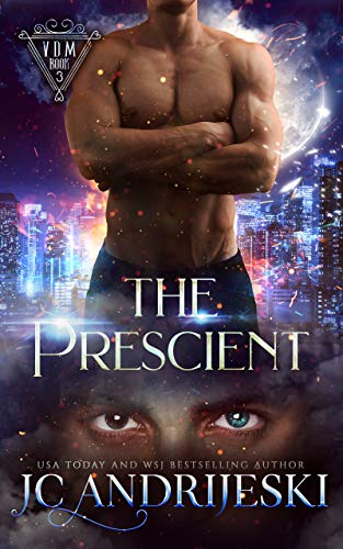 The Prescient: A Vampire, Fated Mates, Science Fiction Detective Novel (Vampire Detective Midnight Book 3)