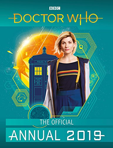 Doctor Who: Official Annual 2019 (Annuals 2019) [Idioma Inglés]