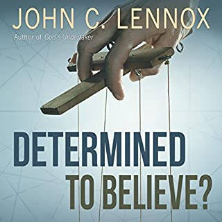 Determined to Believe? audiobook cover art