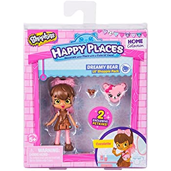 Happy Places Shopkins Season 2 Doll Single Pa | Shopkin.Toys - Image 1