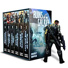Ruins of the Galaxy Boxed Set: Books 1-6 by [J.N. Chaney, Christopher Hopper]