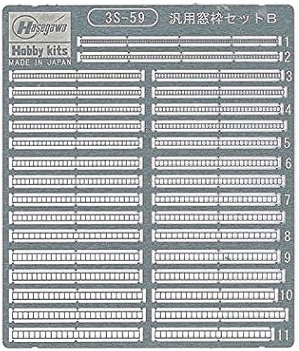 72759 1 700 General Window Frame Set B (japan import)