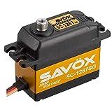 Savox Sc-1267sg Super Speed Hv Digital Steel Gear Servo T-rex 600 700