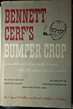 Bennett Cerf's Bumper Crop TWO Volume Set (Volume 1, Volume 2)